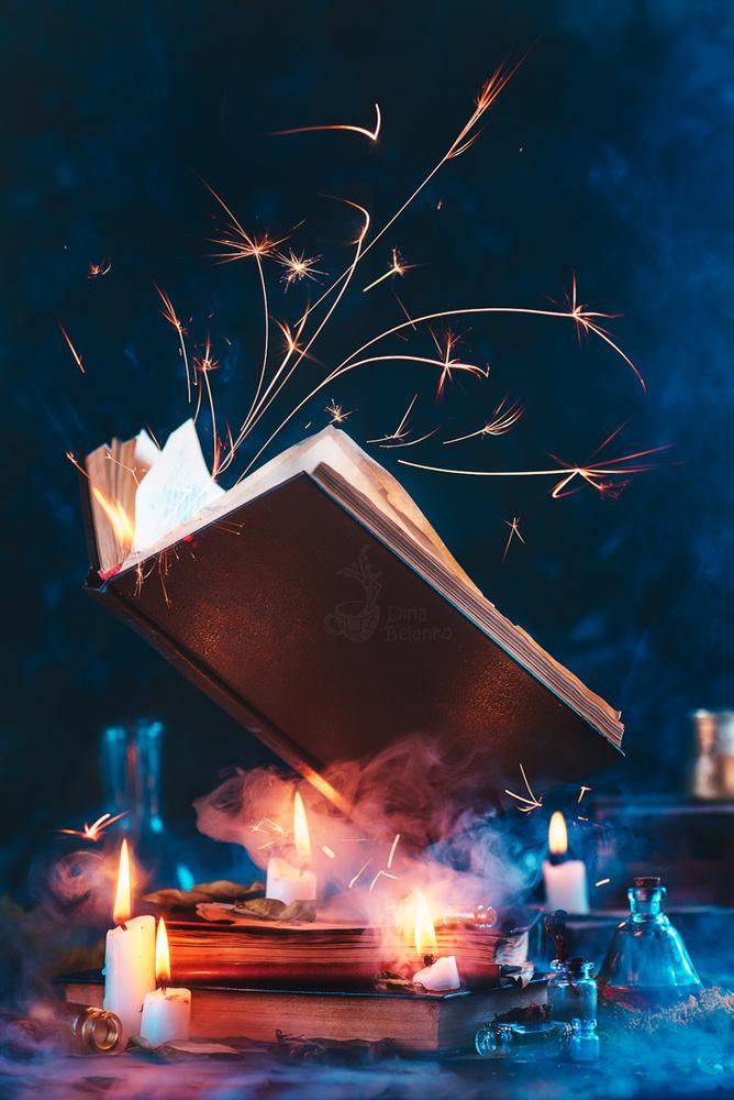 Fireballs for Beginners by Dina Belenko
