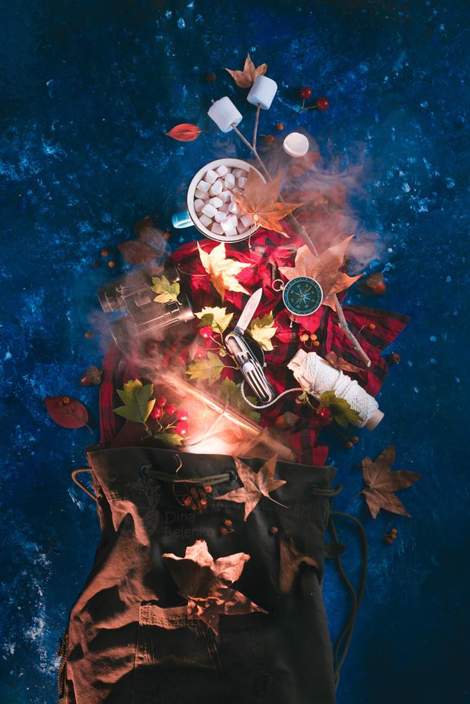 Autumn Pack by Dina Belenko