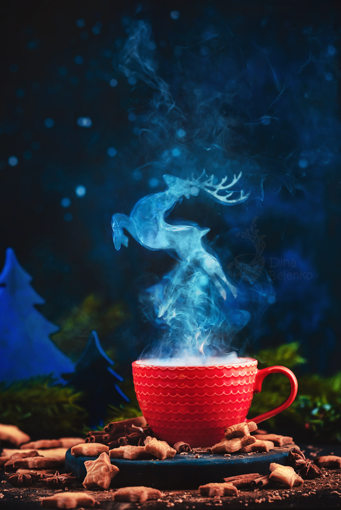 Christmas Tea by Dina Belenko