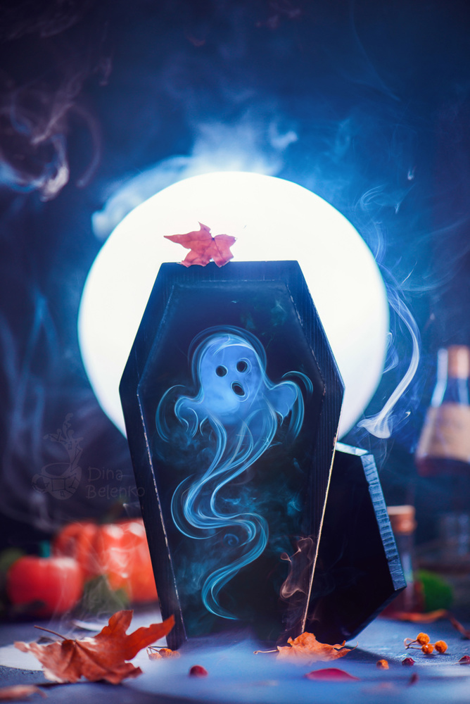 Moonshine Ghost by Dina Belenko