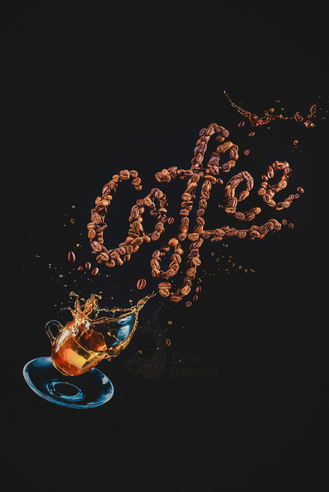 Coffee Offer by Dina Belenko
