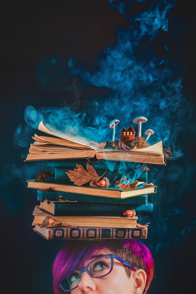 Autumn Books by Dina Belenko