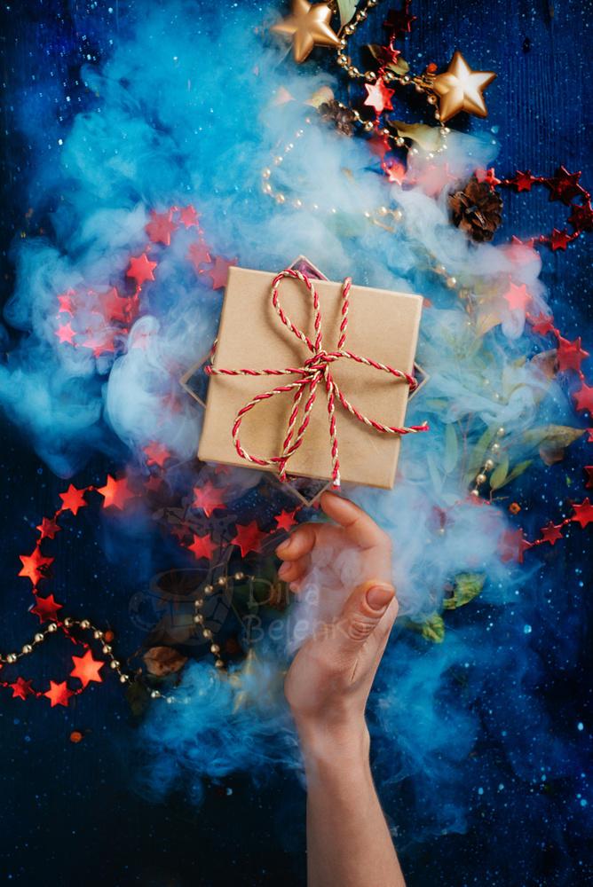 Don't open till Christmas by Dina Belenko