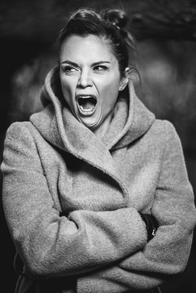 Yawn by Mika Kallio