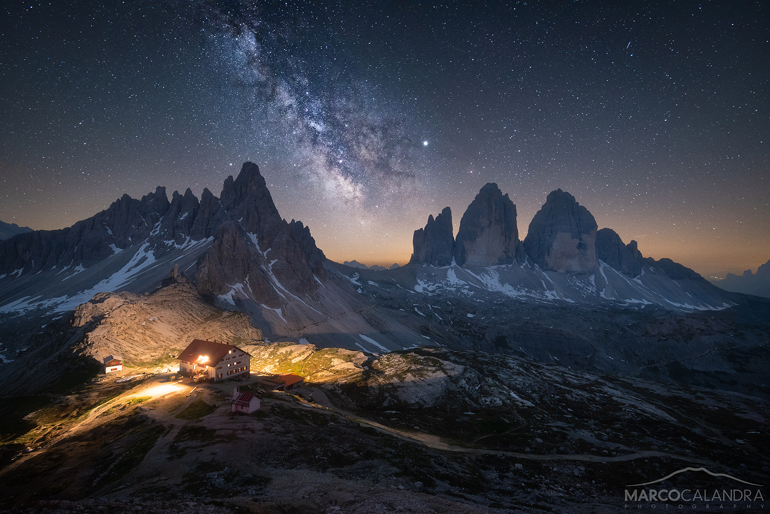 The perfect night by Marco Calandra