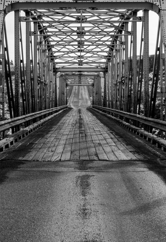 Old Bridge by Xenia Headley