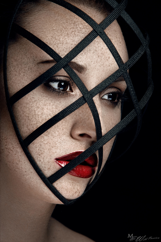 Caged by Marc lamey