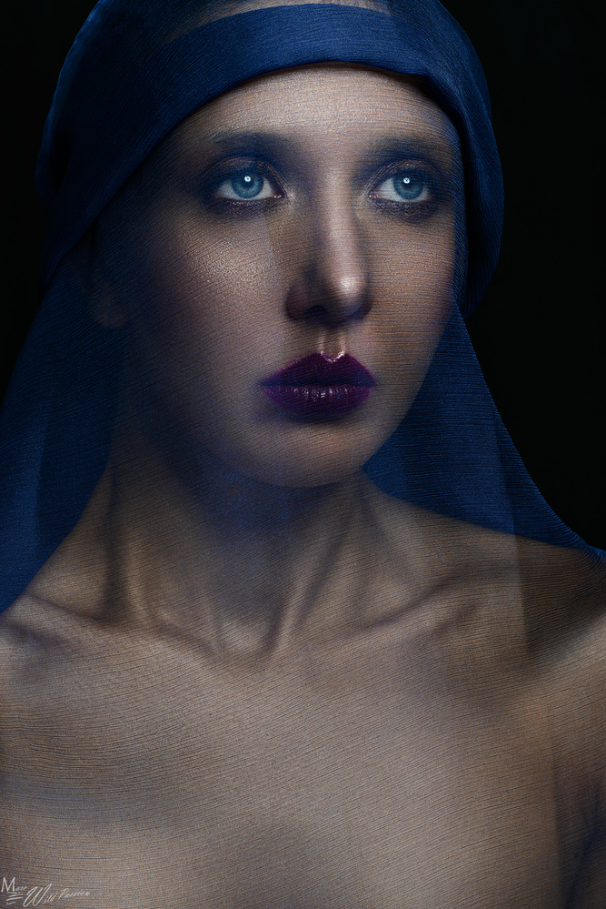 Painting feeling  by Marc lamey