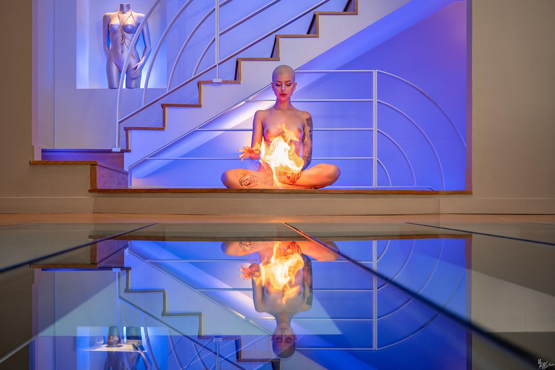 Buddha by Marc lamey