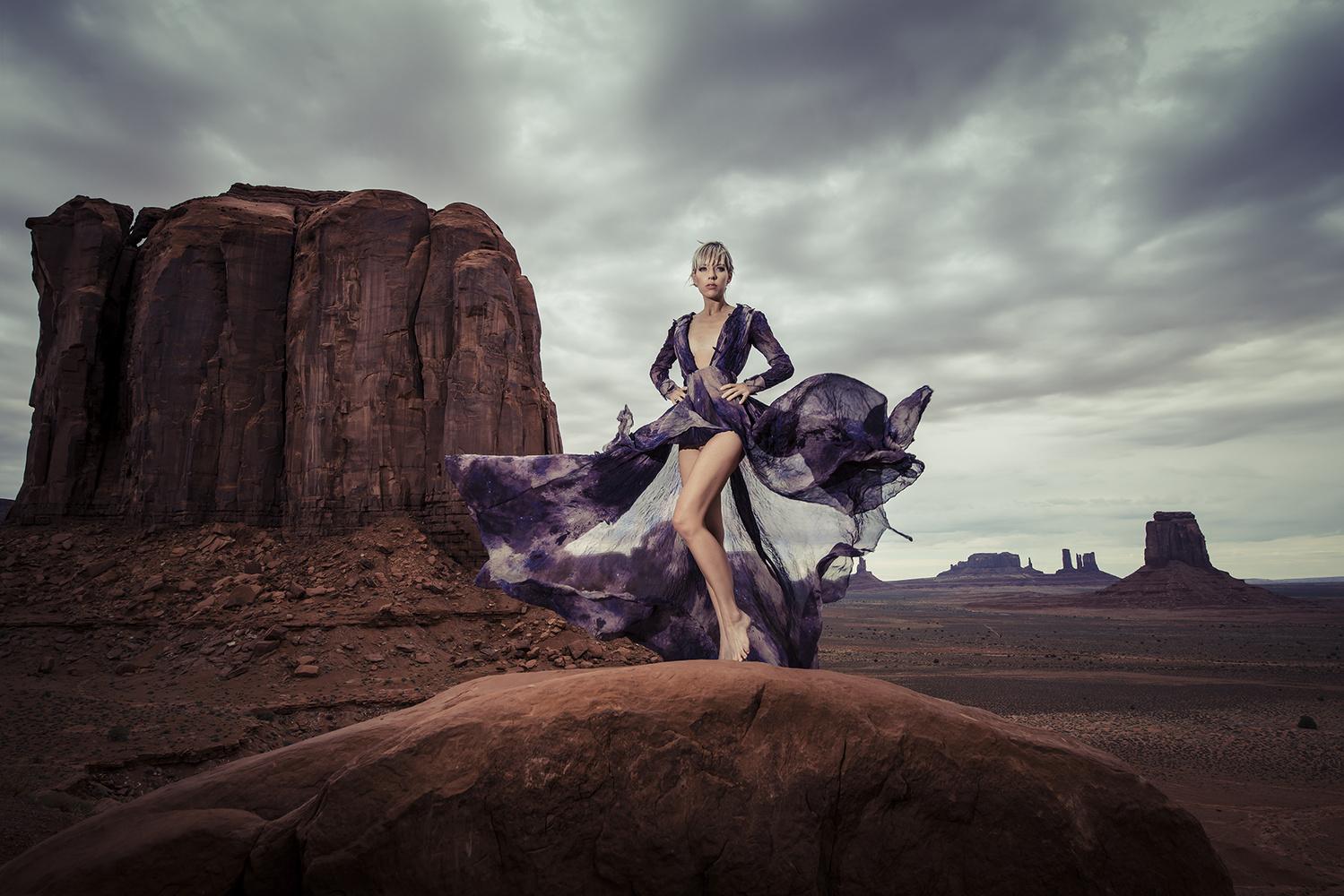 Wild Wide West by Marc lamey