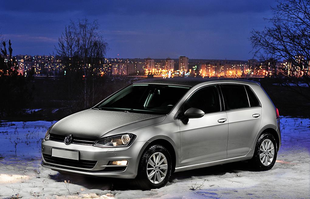 Volkswagen Golf 7  by dmitry kliapitski