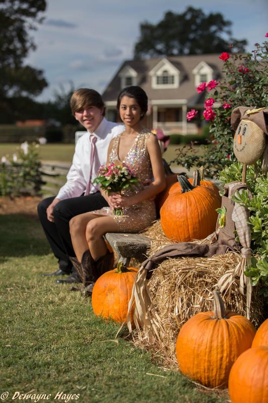 Fall Homecoming by Dewayne Hayes