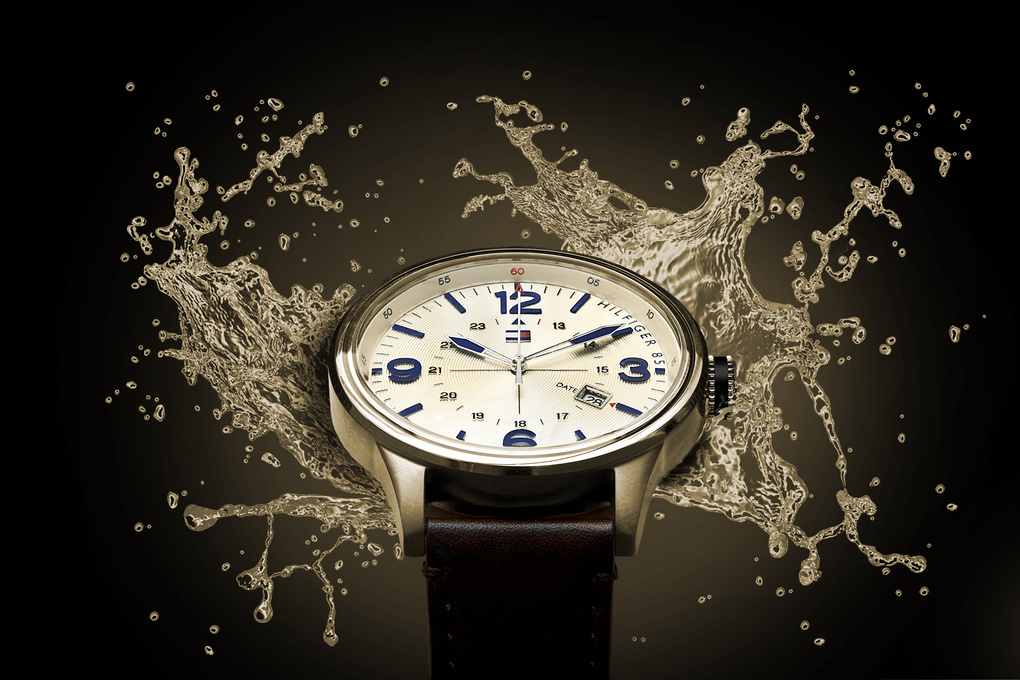 Product Hilfiger Watch 85 by Llewellyn Badham-Thornhill
