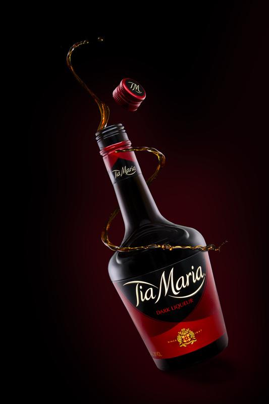 Tia Maria Dark Liqueur  by Llewellyn Badham-Thornhill