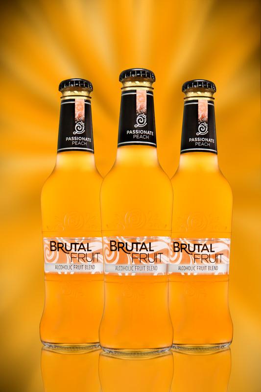 Brutal Orange by Llewellyn Badham-Thornhill