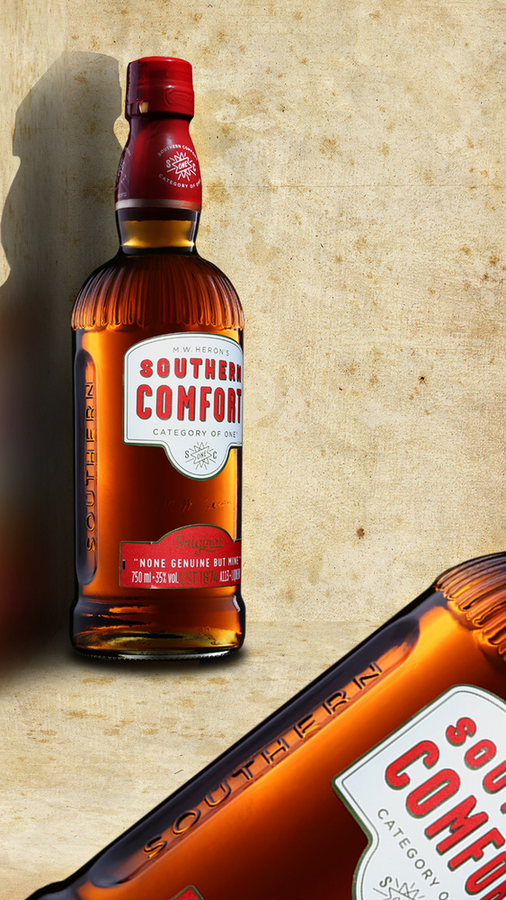 Southern Comfort 2 by Llewellyn Badham-Thornhill