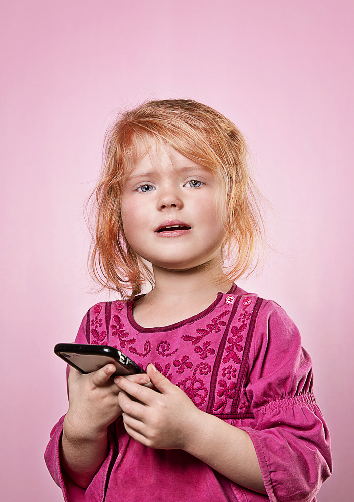 Pink Daughter by Llewellyn Badham-Thornhill