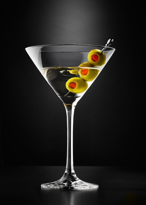 Olive Martini by Studio Peck