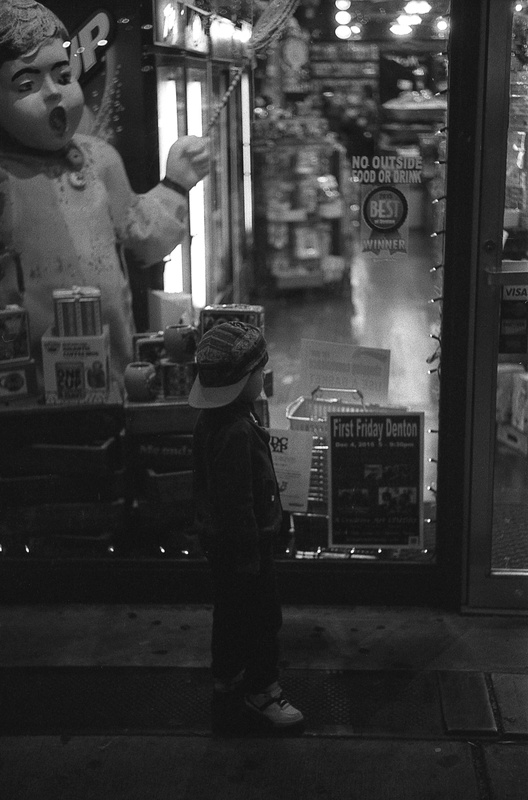 The candy store  by Aaron Lopez