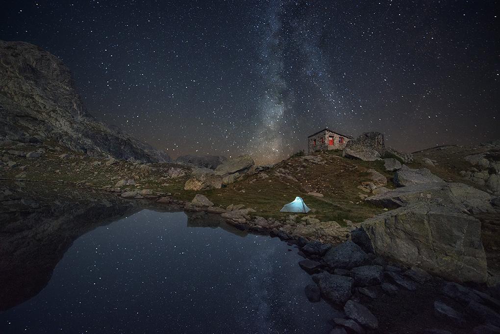 Starry night by Krasi St M