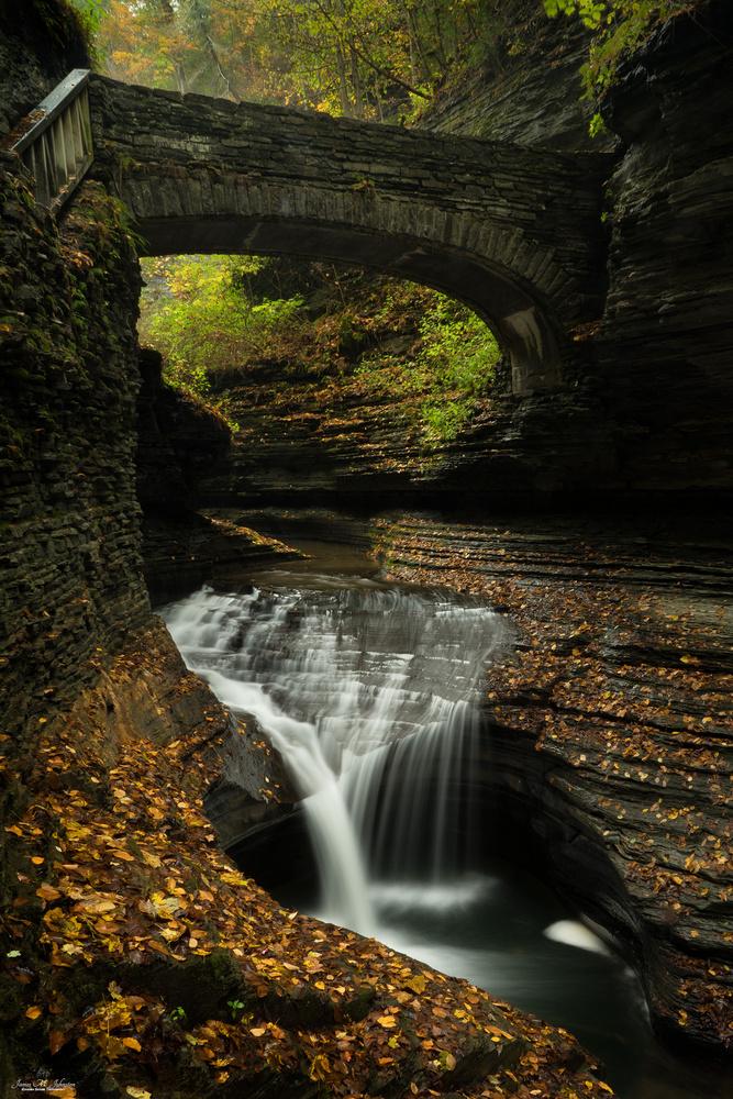 Under The Bridge by James Johnston