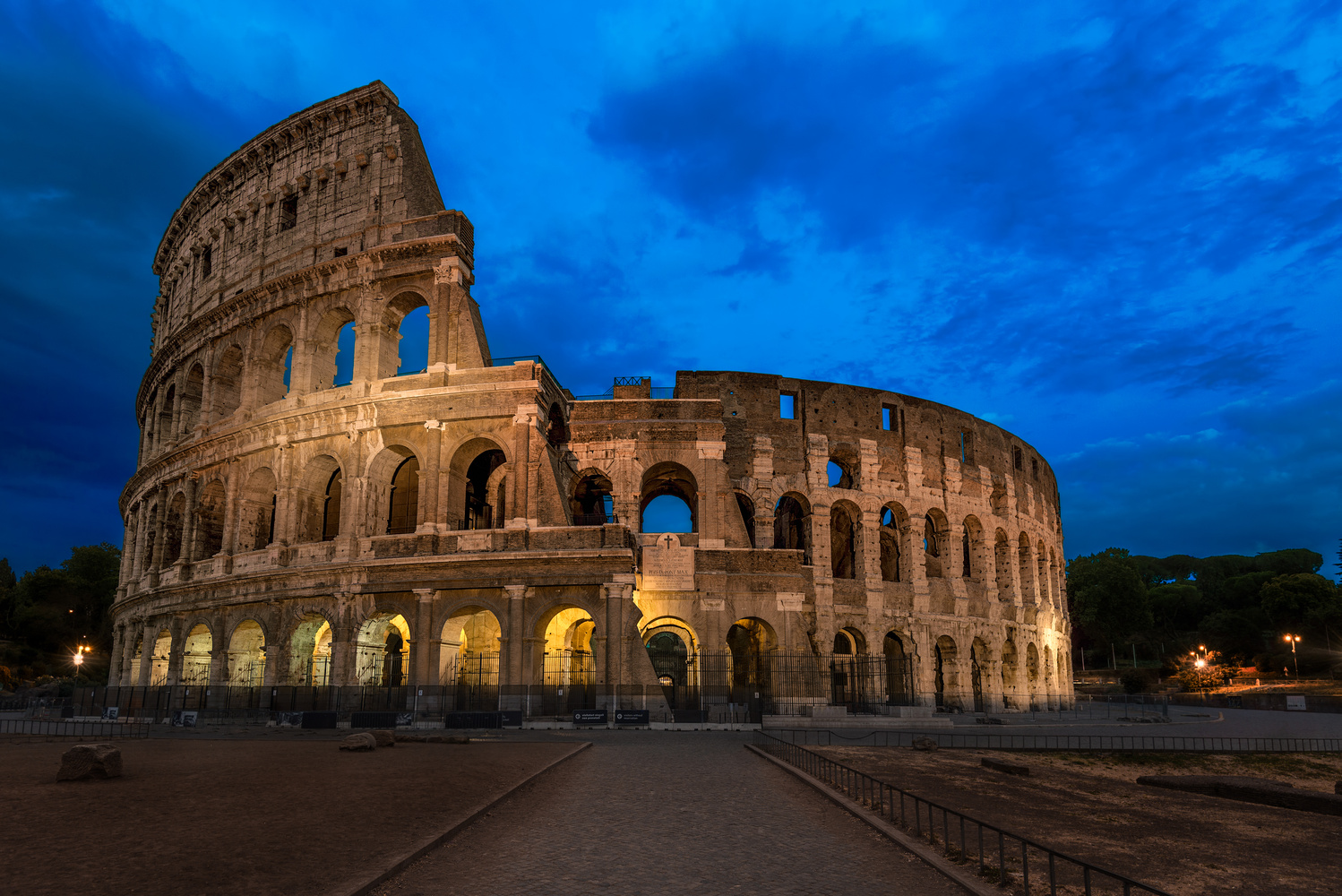 Colosseum by Chris Ward
