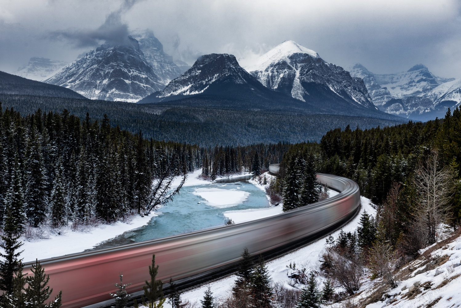 Morant's Curve by Chris Ward
