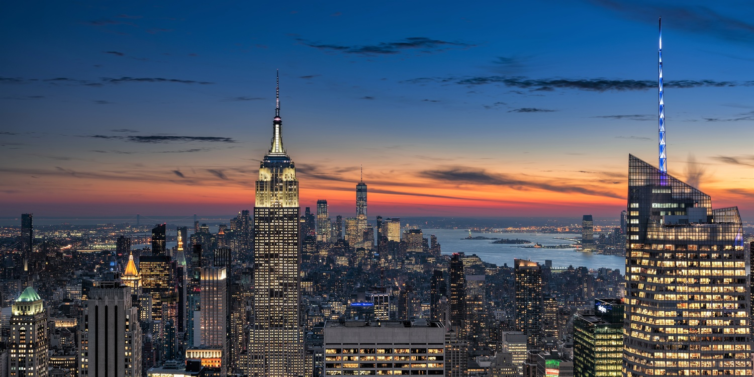 Top of the Rock by Chris Ward