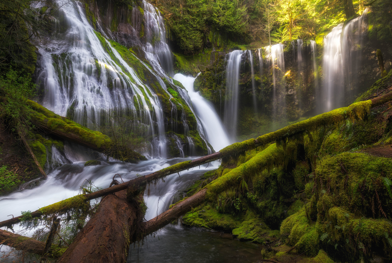 Panther Creek Falls by Chris Ward