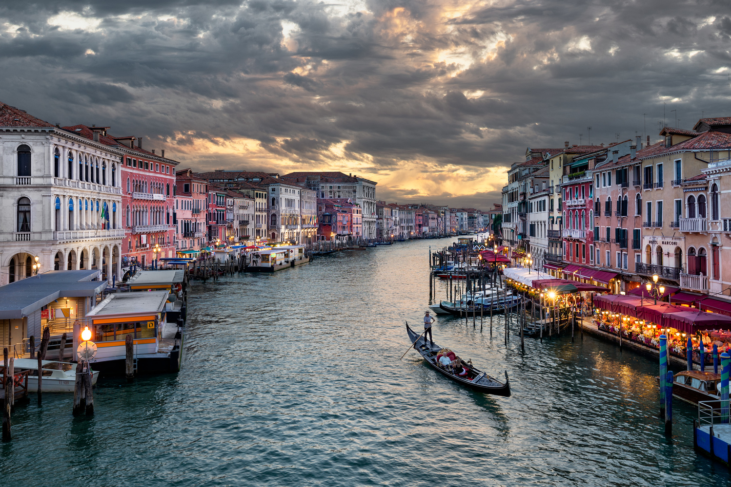 The Grand Canal by Chris Ward
