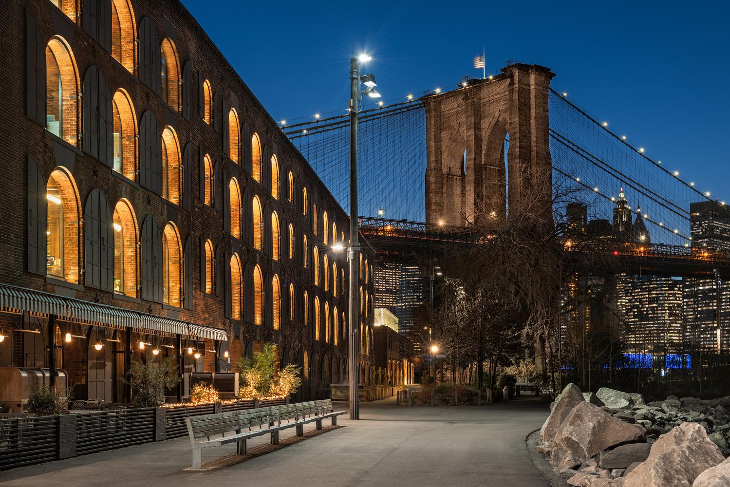 Brooklyn Cafes by Chris Ward