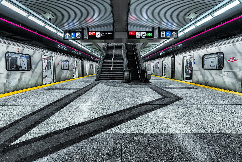 Leslie Station by Chris Ward
