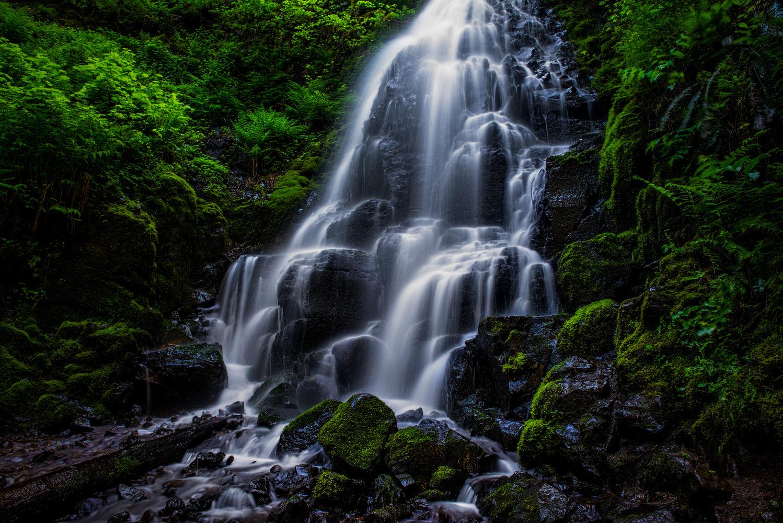 Fairy Falls by Chris Ward