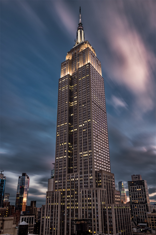 The Empire State Building by Chris Ward
