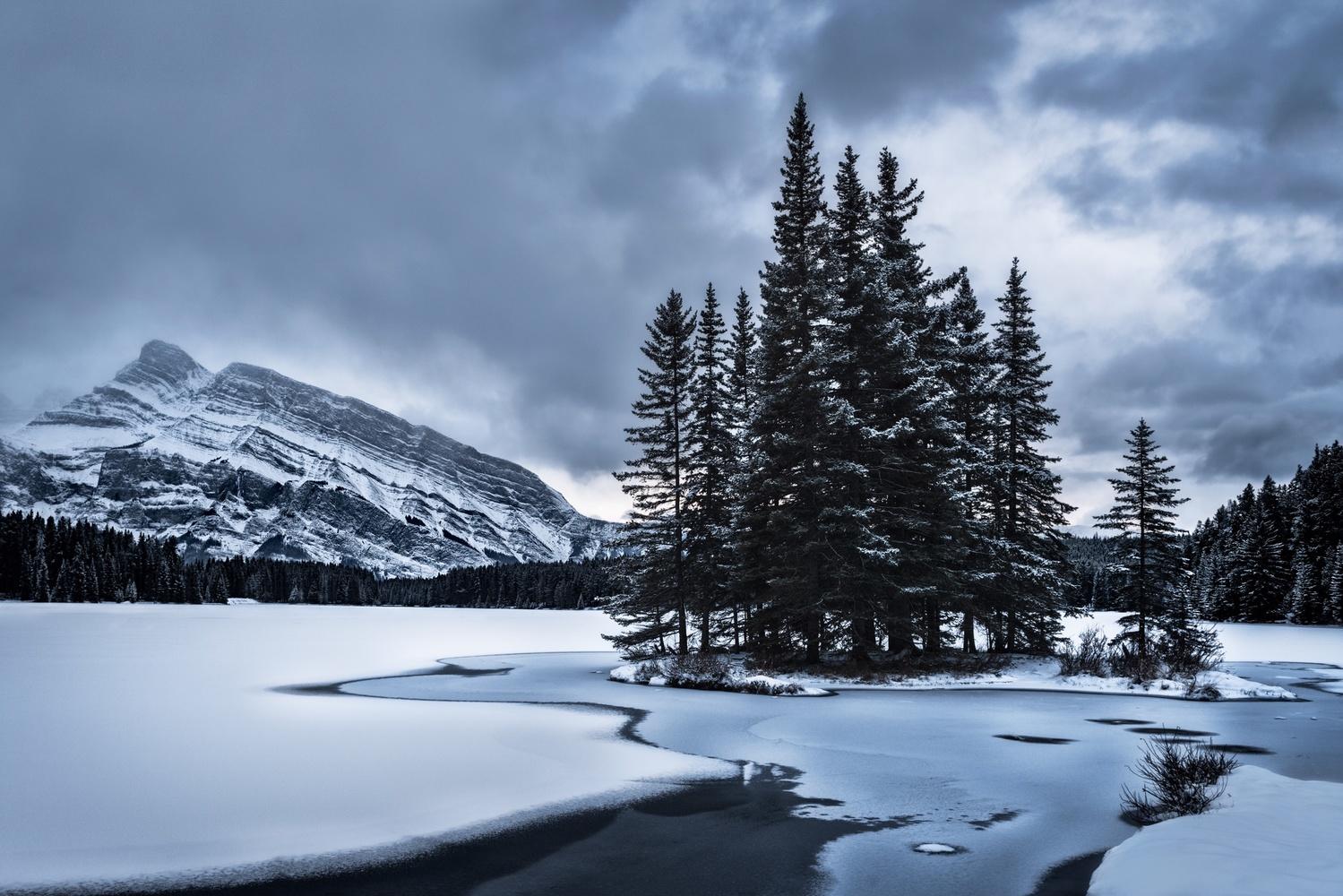 Two Jack Lake by Chris Ward