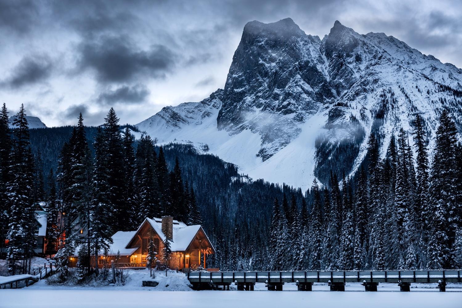 Mt Burgess by Chris Ward