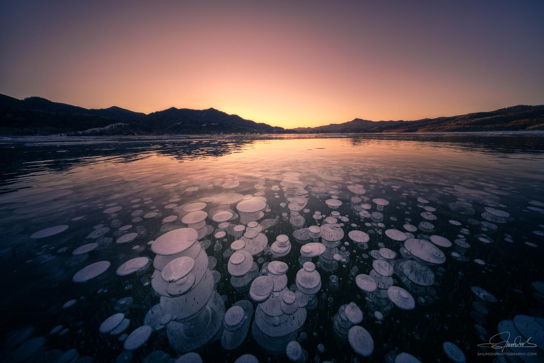 Winter Light by Shumon Saito