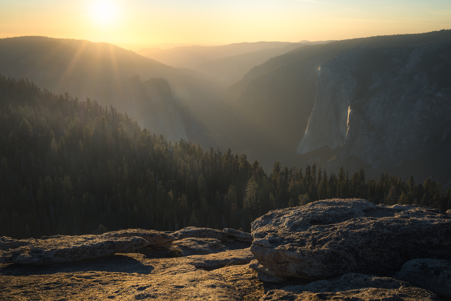 Yosemite by Shumon Saito