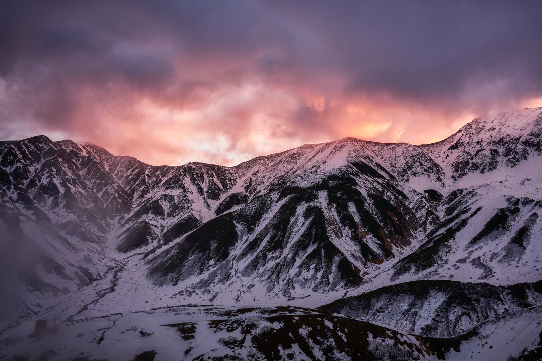 Morning Glow by Shumon Saito