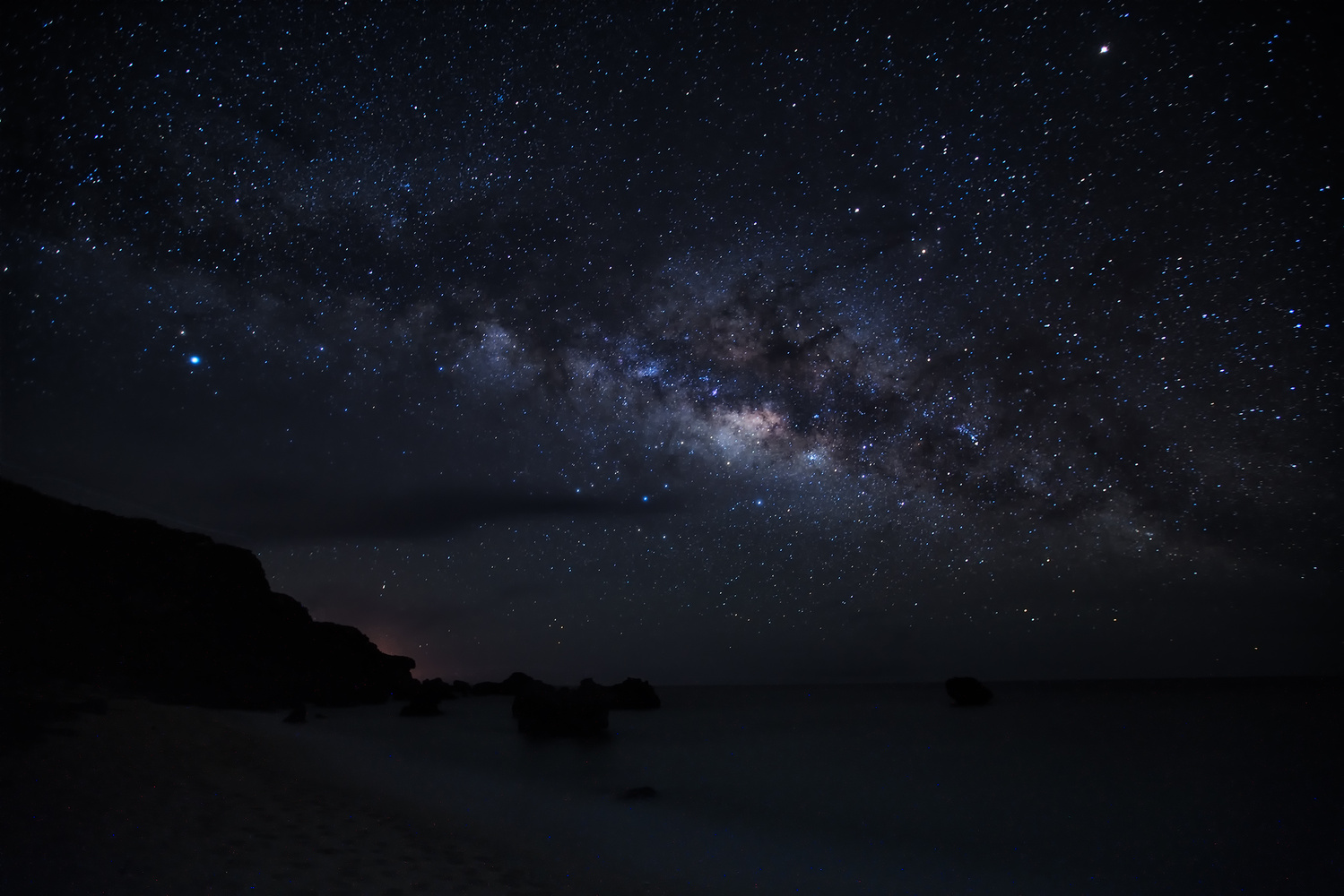 milkyway by Shumon Saito
