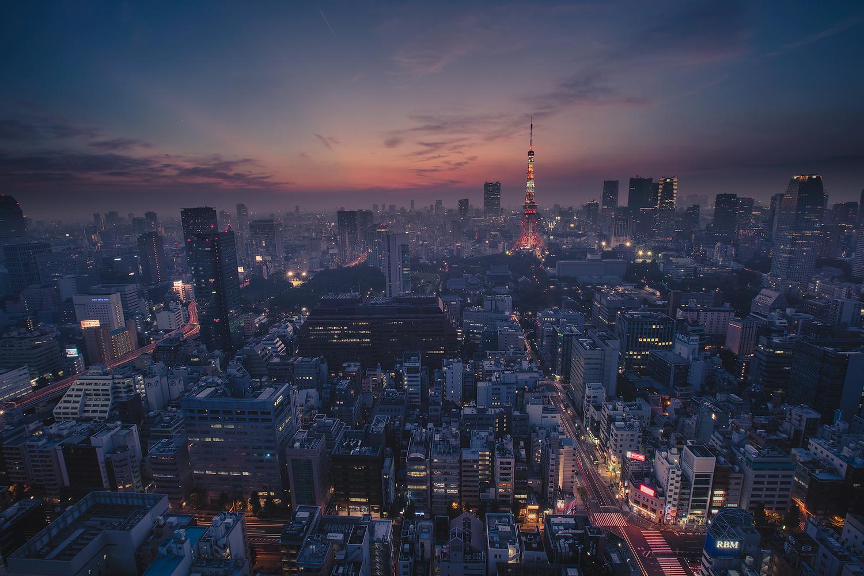 Tokyo by Shumon Saito