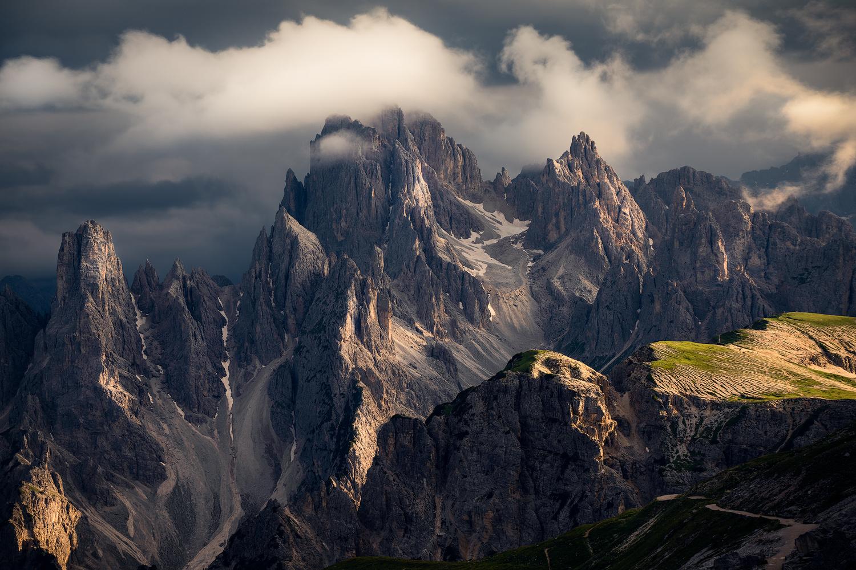 Dolomites by Shumon Saito