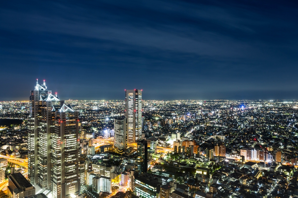 Tokyo, Japan by Andrew Nguyen
