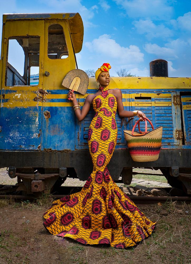 African Beauty by Ben Bond