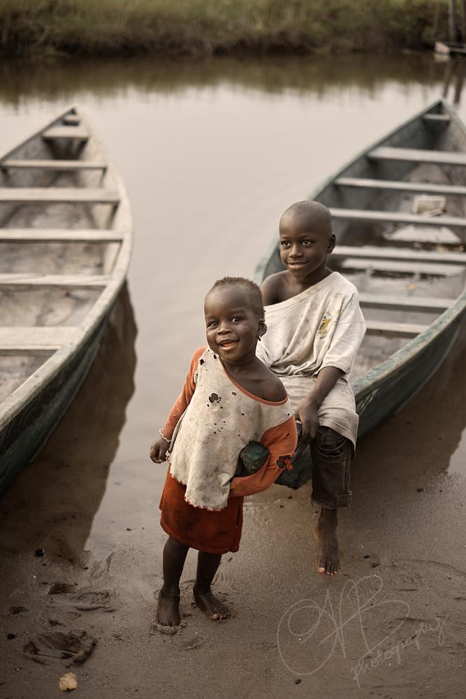 Nzulezu by Ben Bond