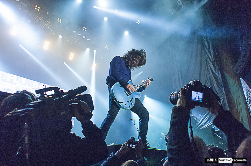 Foo Fighters at Voodoo Festival by Gustavo Escanelle