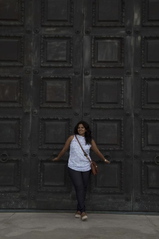 Door Keeper by Uday Arunachalam