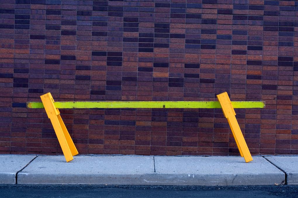 Neon & Brick by Marshall Reyher