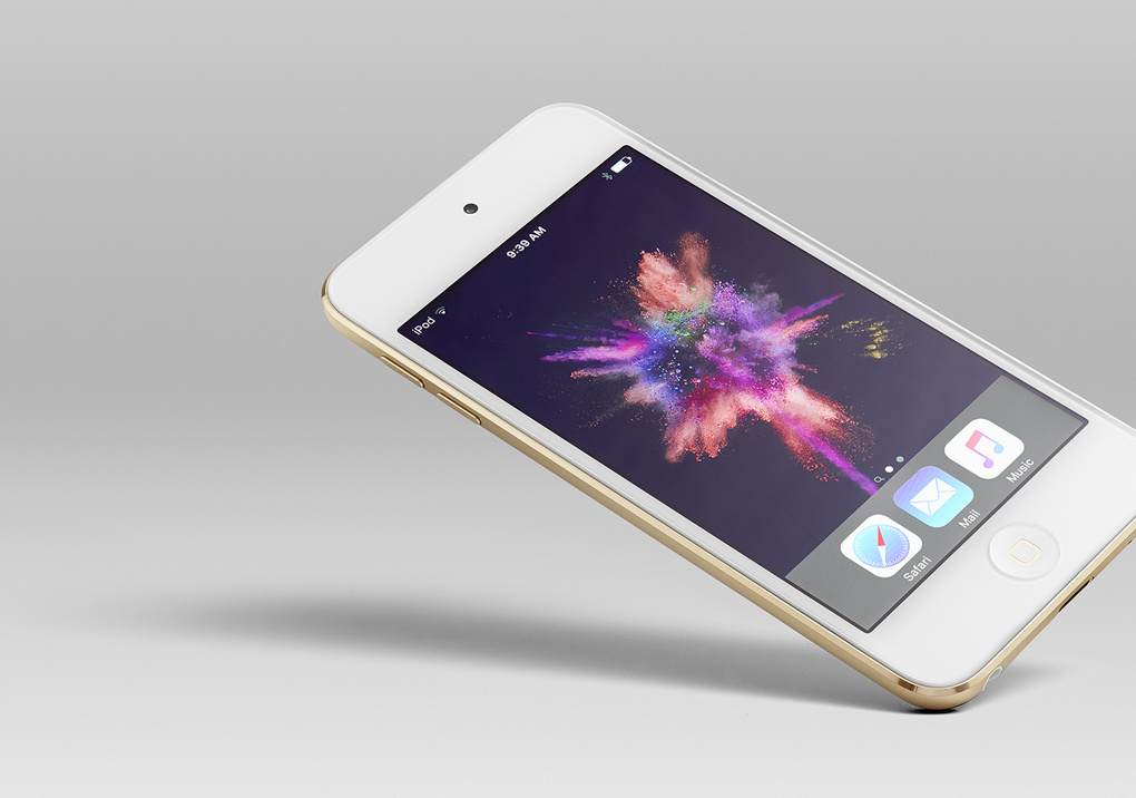 Apple iPod by Joshua Geiger
