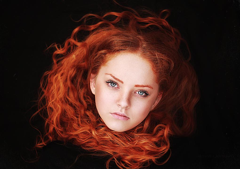 Fire by Alexandra Bochkareva